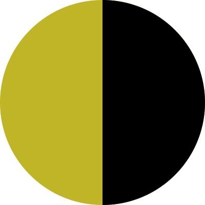 Olive/noir